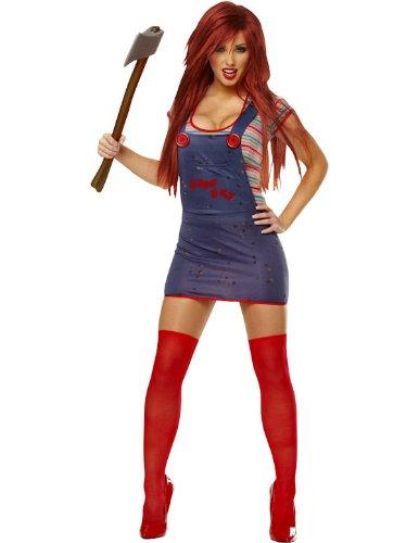Franco American Novelty Company Women's Sexy Chucky