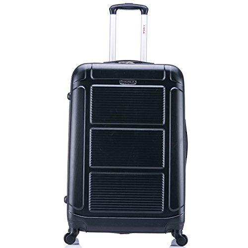 Cheap InUSA Luggage,Travel Pilot, Black