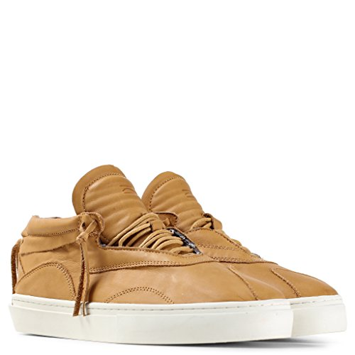 Clear Weather Everest Midtop Sneaker in Deerskin