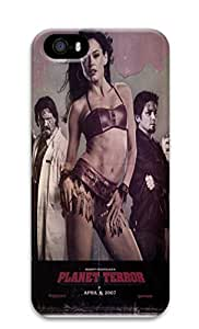 iPhone 5S Case iPhone 5S Cases Planet Terror 04 Polycarbonate Hard Case Back Cover for iPhone 5S 3D by ruishernameMaris's Diary