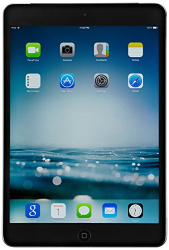 Apple iPad mini 2 with Retina Display MF080LL/A (32GB, Wi-Fi + AT&T, Space Gray) (Refurbished)