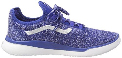 Vans Cerus Lite, Zapatillas Unisex Niños, Azul (Textile), 34 EU