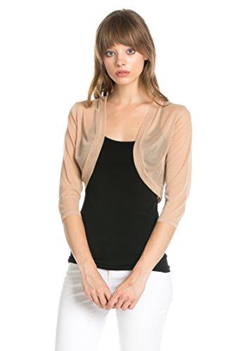 Fashion Secrets Junior s Chiffon Cardigan product image