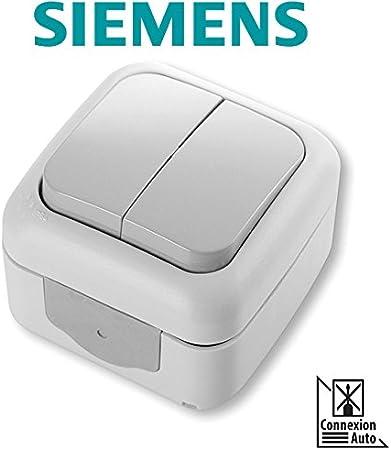 SIEMENS Ingenuity for life - Interruptor Conmutador Doble Estanco ...