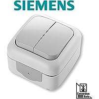 SIEMENS Ingenuity for life - Interruptor Conmutador Doble