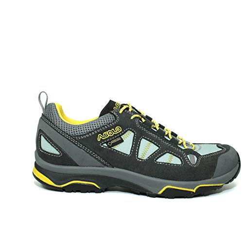 Asolo Megaton GV Hiking Shoe - Women's - 9.5 - Graphite/Poolside