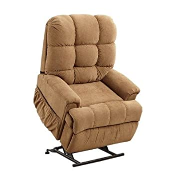 Amazon.com: Medlift 5555 Sleeper Reclining Lift Chair: Health ...