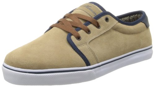 Fallen Forte Skate Shoe,Khaki/Midnight Blue,12 M US