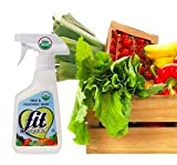Fit Organic Produce Wash, 12 Oz. Spray, Fruit and