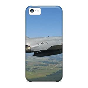 Iphone Cover Case - Mcdonnell Douglas F 4 Phantom Protective Case Compatibel With Iphone 5c