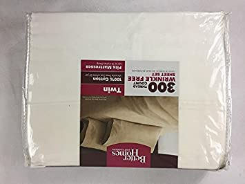 better homes and gardens sheets. Better Homes And Gardens 300 Thread Count Wrinkle Free Sheet Set Amazon Com Sheets E