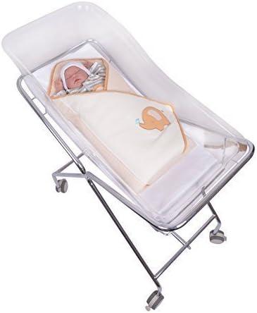 Sevira Kids - Manta de arrullo para bebé (multiusos, 100% algodón ...