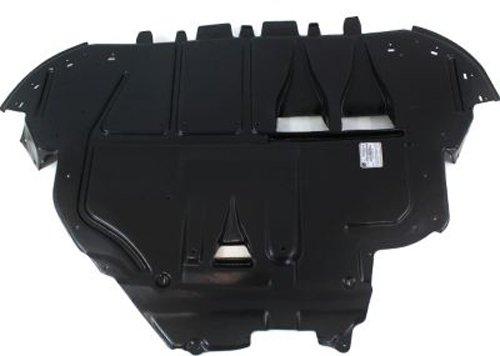 CPP Front Engine Splash Shield Guard for Audi TT w// Manual Transmission AU1228114