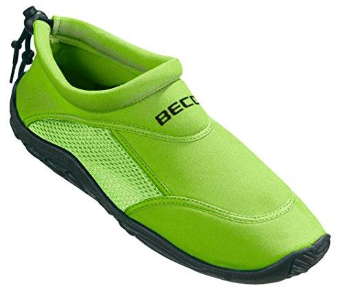Beco–Escarpines, unisex Surf verde