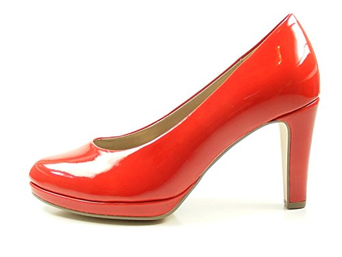 Gabor Rouge Escarpins Femme Fashion Gabor Shoes YBPqWAX5