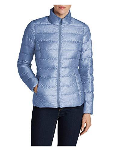 Eddie Bauer Women's CirrusLite Down Jacket, Antique Blue Regular XS