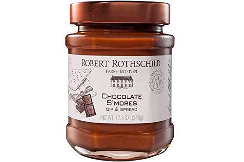 Robert Rothschild Dips - Robert Rothschild Farm Chocolate S'mores Dip 1 Jar- 12.3 oz. net wt.