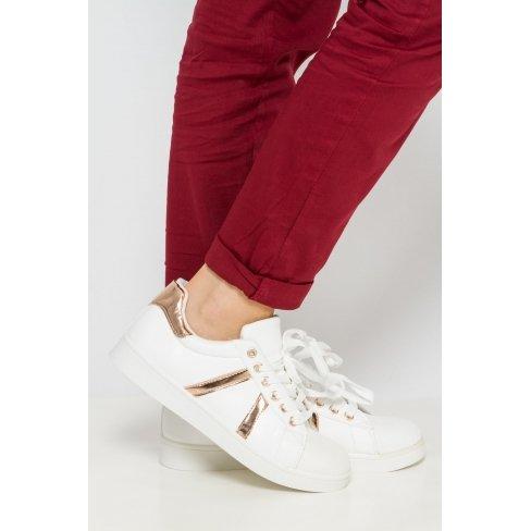Zapatillas con lazo, color negro y rosa, Rosa (rosa), 40: Amazon.es: Zapatos y complementos