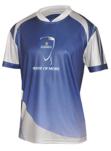 Guinness World Soccer Jersey - Limited Time Production (Large)
