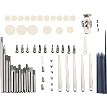 Clarinet Repair Tools Set Repair Parts Replacement for Woodwind Clarinet Instrument