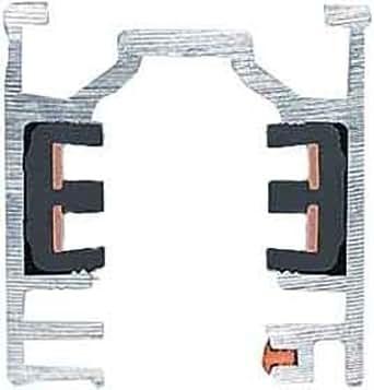 Zumtobel s2801260a, bombilla, cristal, 10W, 2G7, Negro, 7x 8x 10cm