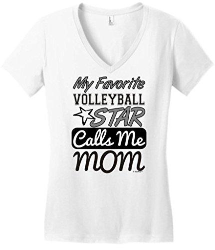 Favorite Volleyball Calls Juniors V Neck