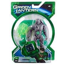 Green Lantern Movie Action Figure GL 08 Hannu