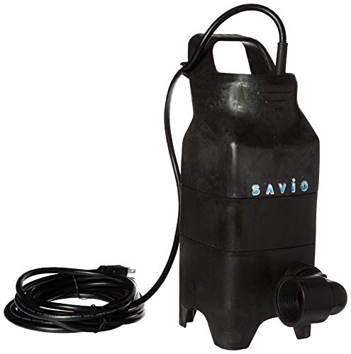 Savio Engineering WMS3600 WaterMaster Solids Handling Pump 3600 GPH