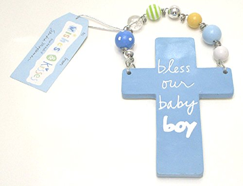 blue-cross-shaped-plaque-bless-our-baby-boy
