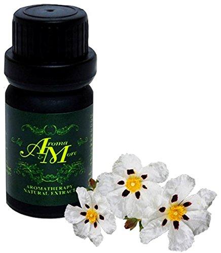 Cistus (Labdanum) Absolute Pure Essential Oil 100% (Spain) (Cistus ladaniferus Fam.Cistaceae) (Floral Scent) 100 ml (3 1/3 Fl Oz)-Beauty