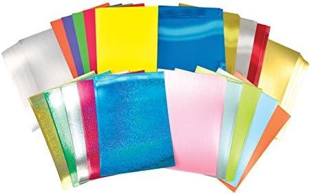 CI Surtido de Tarjetas Creativas de Parachoques, 200 Hojas, cartón, Multicolor, 32x25x13.5 cm: Amazon.es: Hogar