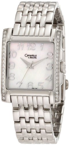 Caravelle by Bulova Women's 43L138 Crystal Watch