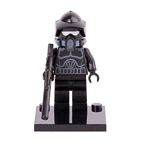 GRA Toys Shadow ARF Trooper Minifigure Building Blocks Sets Models Bricks Mini Figures Kid Gift - Trooper Model