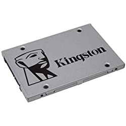 "Kingston SSDNow UV400 240 GB Solid State Drive 2.5"", SATA 3, Stand-alone Drive"