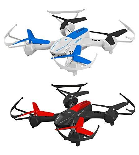 Space Rails Quadcopter Battle Drones Combo Set. by SpaceRails