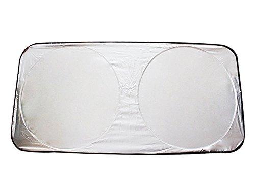 Jumbo Foldable Auto Car Front Rear Windshield Sun Shade Visor Protector Cover Block