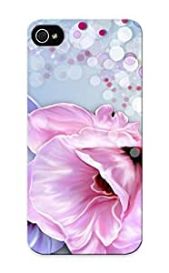 Crazinesswith Hot Tpye Butterflies And Roses Case Cover For Iphone 5/5s For Christmas Day's Gifts