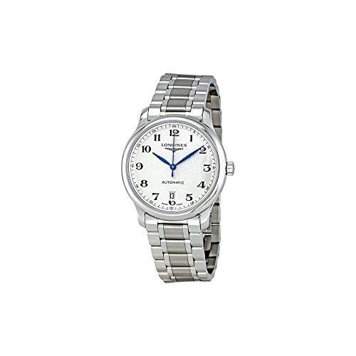 Longines Master Collection para hombre reloj automático plata Dial l26284786 por Longines