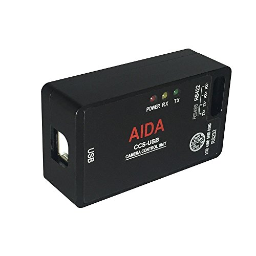 Aida VISCA 카메라 제어 장치 & amp; /Aida VISCA Camera Control Unit & Software CCS-USB