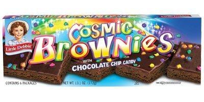 Little Debbie Cosmic Brownies 13.1 Oz (16 Boxes) by Little Debbie (Image #1)