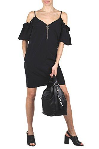 Space P18smab020 Kleid Damen Schwarz Tc Style Concept Farbe Natur 01 rhCsQdxt