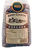 amish popcorn hulless - Red Amish Country Popcorn, 6-lb Bag