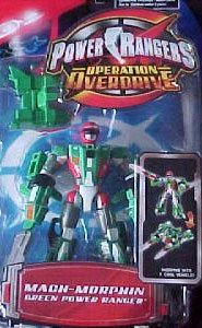 Power Rangers Operation Overdrive Games - 5