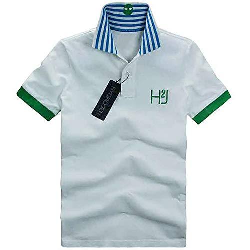 ネズミリーク症候群HYDROGEN メンズ Tシャツ ゴルフ コットン 綿 100% 半袖 プリント18753799 [並行輸入品]