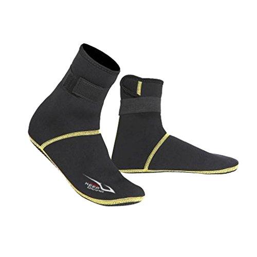 SM SunniMix Diving Socks Neoprene Beach Socks for Men Women Water Sports Paddle Boarding Kiteboarding Wakeboarding…