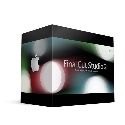 amazon com apple final cut studio 2 old version rh amazon com Japan Final Cut Studio 2 Japan Final Cut Studio 2