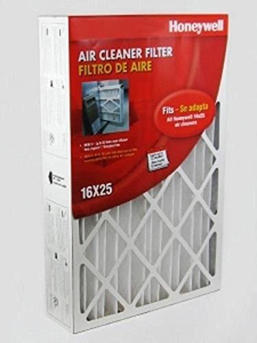 Heating, Cooling & Air Genuine Honeywell Furnace Filter 16x25x4 Merv 8 5-Pack CF100A1009