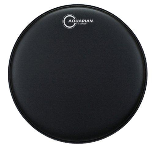 Aquarian Drumheads Drum Set, inch (HIP14BK) by Aquarian Drumheads