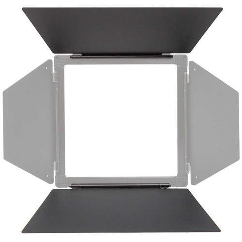 F & V BST2-1 Barndoor 2 Leaf Top and Bottom Set for K4000/Z400 Light by F & V