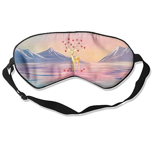 Personalised Eye Mask For Sleeping - 7